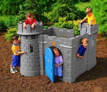Venta casita-castillo infantil de juegos para exterior. Ref IM1224-1720, IndalChess.com Tienda de juguetes online y juegos de jardin