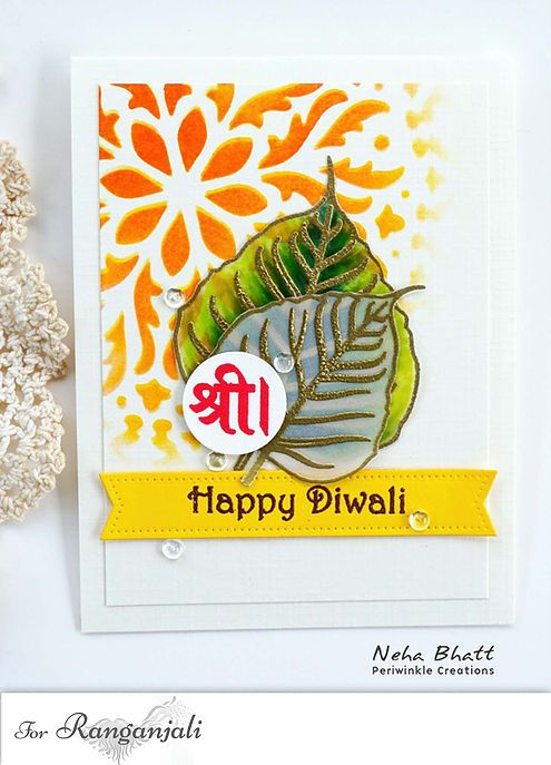 Inspiration: Ranganjali Diwali Stamp Sets | Ranganjali Craft Supply Store I