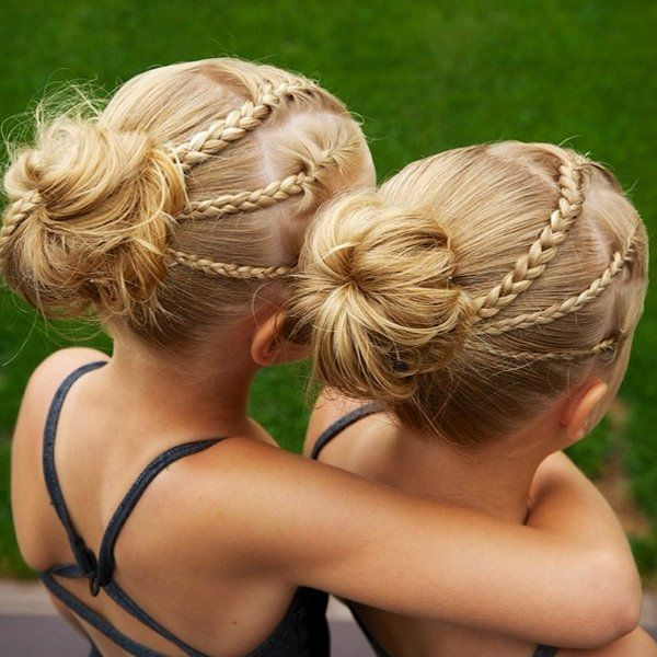 Photos : 20 coiffures pour petite fille... qui vous en mettront plein la vue ! - Magicmaman.com