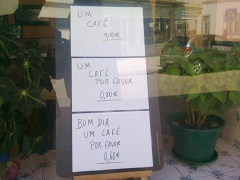 VAMOS LÁ SABER COMO É...: UM CAFÉ ...   2 DE NOVEMBRO DE 2015