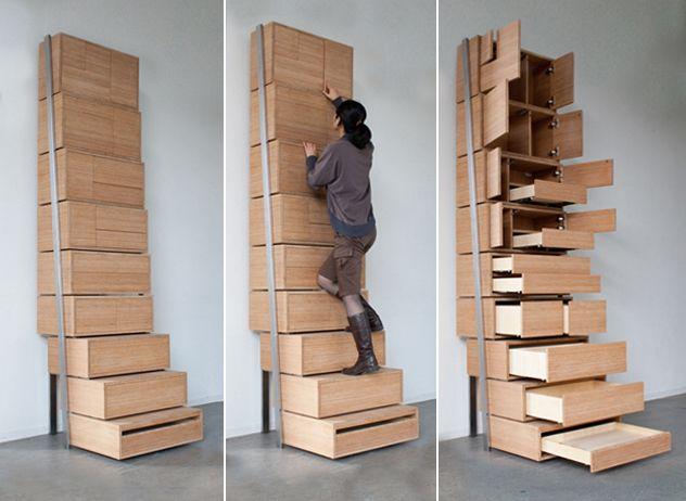 25 beste idee n over kleine ruimte opbergers op pinterest for Kantoor opbergers