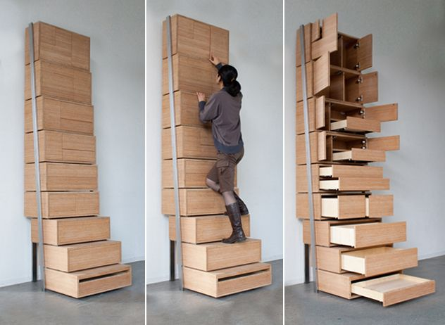 Minimale ruimte, maximaal opbergen | Dalani Home & Living Magazine, Danny Kuo
