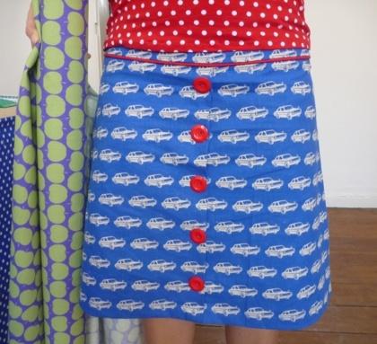 lovely a-line skirt