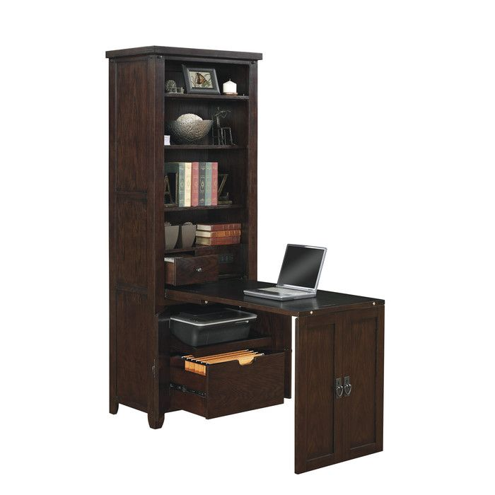 Harper Blvd Murphy Black Fold-out Convertible Desk - Free Shipping ...