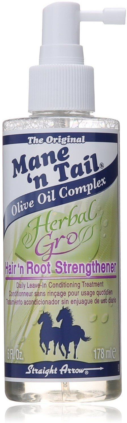 Mane'n Tail Herbal-Gro Hair 'n Root Strengthener 6 oz (Pack of 12) ** Check this awesome product by going to the link at the image.