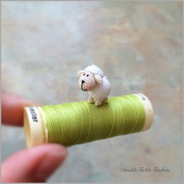 1560 best Miniature crochet images on Pinterest | Miniatures ...