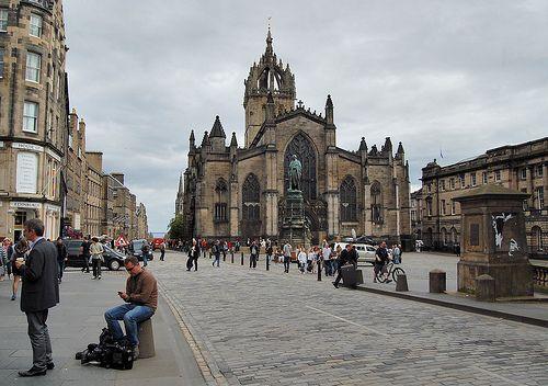 St. Giles' Cathedral - Edinburgh