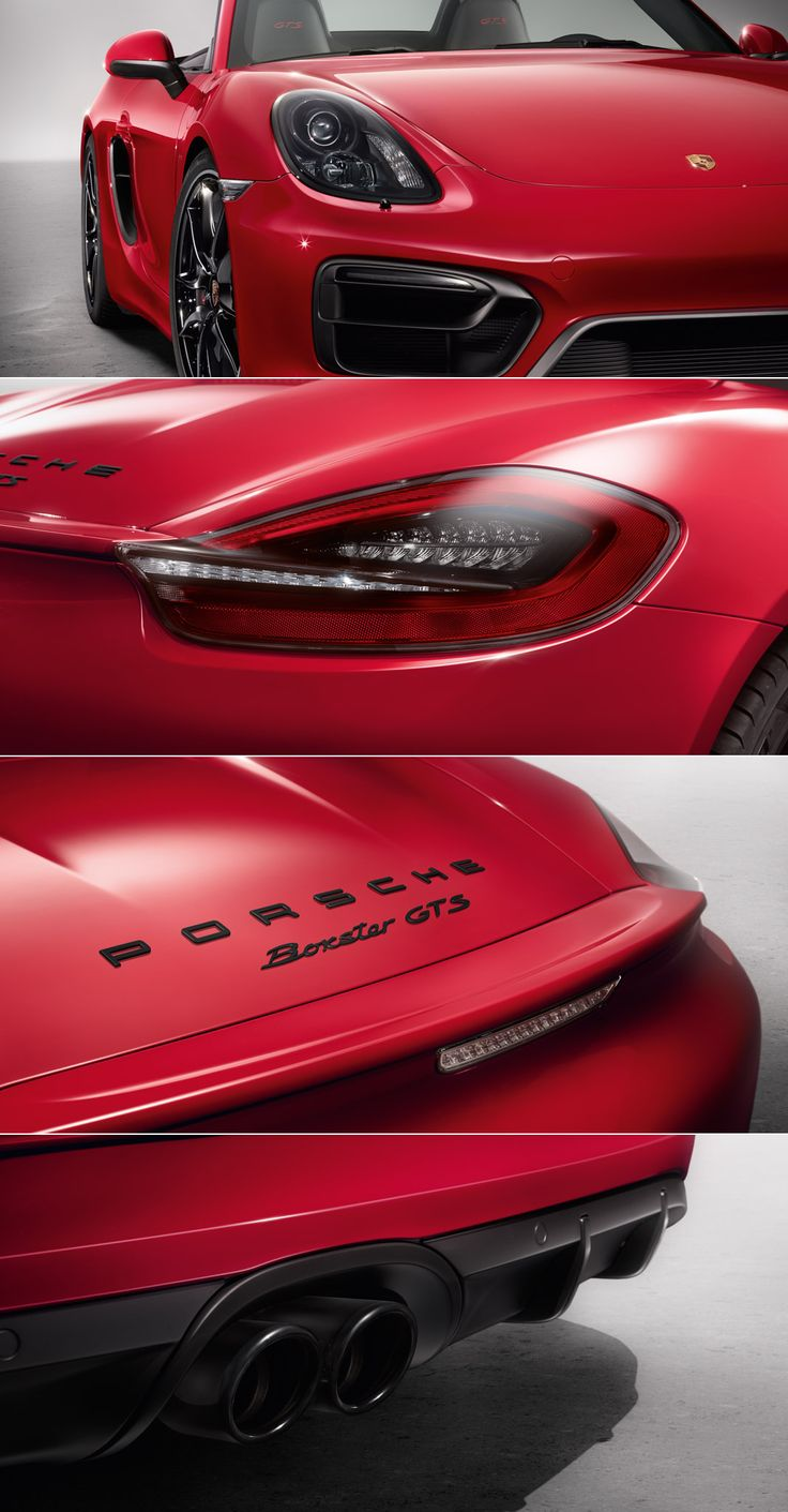The conviction to follow its own direction characterises the new #Porsche #Boxster #GTS in every fibre of its being. So it's only logical that we should break new ground along the way.
