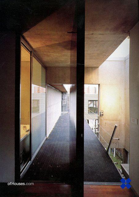 OMA /// Villa dall'Ava /// Paris, France /// 1985–1991 | Flickr - Photo Sharing!
