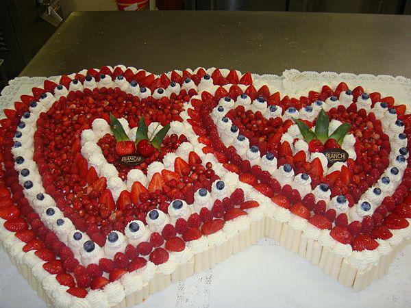 torta alla frutta..classica, buonissima, adatta a tutti gli invitati.