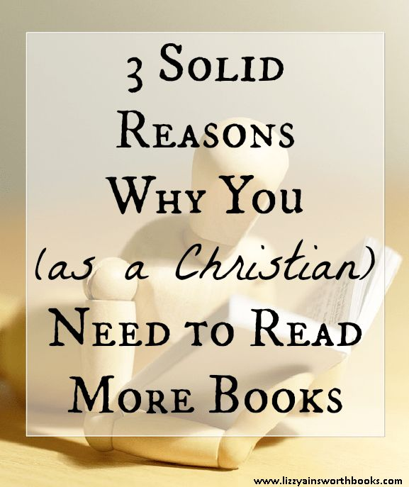 3 Solid Reasons You Need to Read More Books