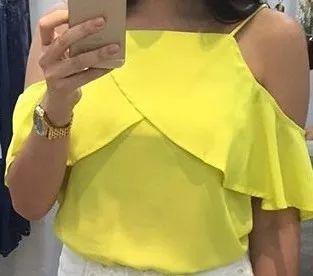blusa campesinas limonni dama elegantes de mujer moda li083