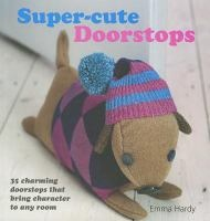 Super-cute Doorsteps  35 Charming Doorstops That Bring Character to Any Room by Emma Hardy