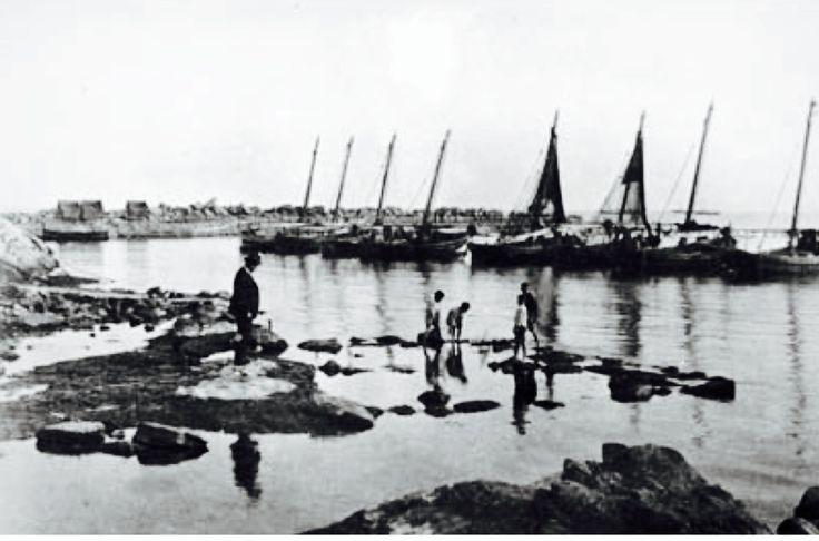 Port de Villajoyosa, 1910