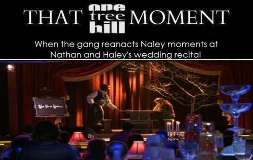 One Tree Hill. OTH. Haley James Scott. Bethany Joy Lenz. Nathan Scott. James Lafferty. Naley. That One Tree Hill Moment.