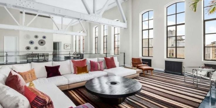 This Incredible New York Loft Used To Be The Iconic YMCA
