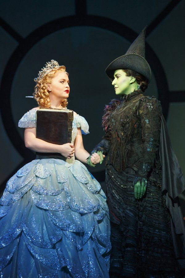 Photo Flash: Good News- Catch a First Look at Jessica Vosk & Kristen Martin WICKED on Tour!