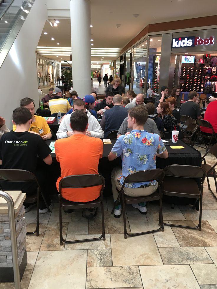 Monopoly Tournament with the Charleston Town Center  Charleston, WV