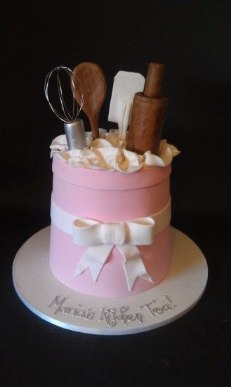 17 best ideas about pink cakes on pinterest rose cake for Kitchen tea ideas jhb