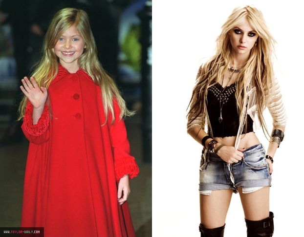 Taylor Momsen - Then and Now | bands | Pinterest | Then ... Taylor Momsen Now