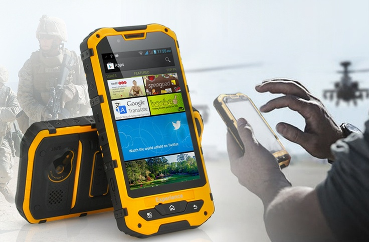 Android 41 military grade mobile phone packed with great