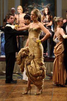プロムのドレスのアイデアはGOSSIP GIRLのセリーナから♡