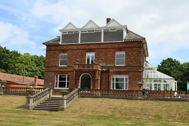 Waveney House - £875k 4.75acres.  5186 sq/ft.