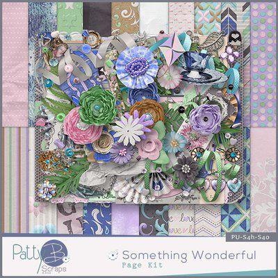 Something Wonderful Page Kit