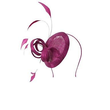 Pink Loop Fascinator - Fascinators - Hats & fascinators - Women -