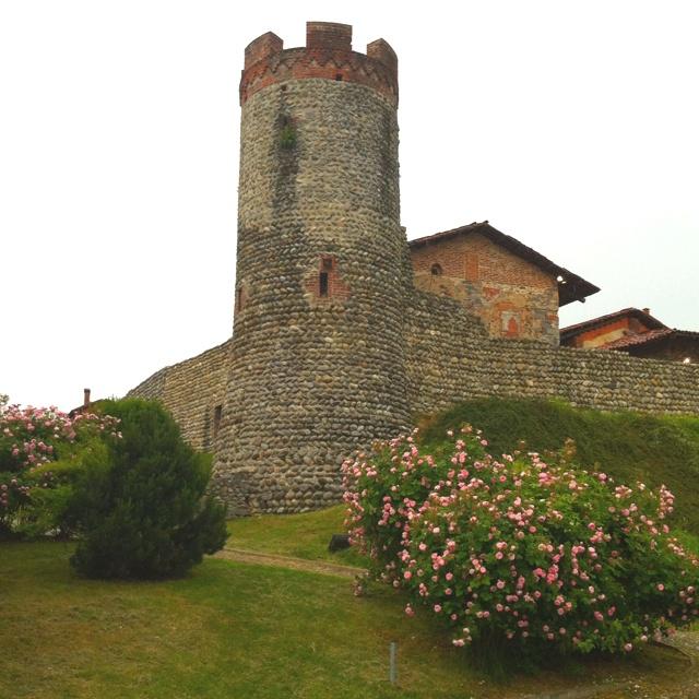 Ricetto di Candelo, Biellese - Italy