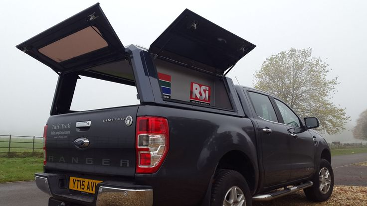 Rsi Steel Canopy Hard Top Double Cab Truck Ford Ranger