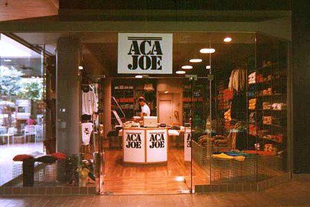 Aca Joe: moda mexicana ochentera | ochentas.com.mx