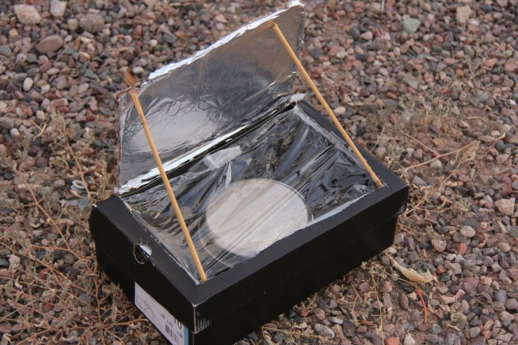 how to make a shoebox solar oven ovens solar and the o 39 jays