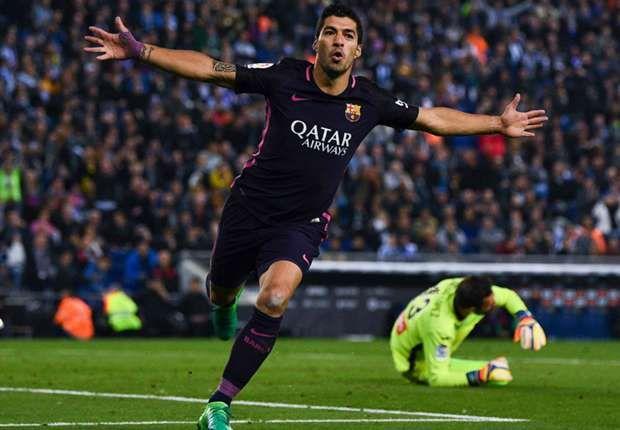 La Liga: Barcelona maintain lead as Real keep pace: FC Barcelona retained top spot in La Liga on Saturday as Luis Suarez scored twice…