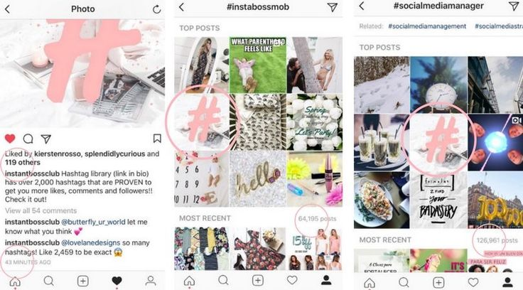 Top 6 Instagram Hashtag Tips for Business Owners - InstantBoss Club