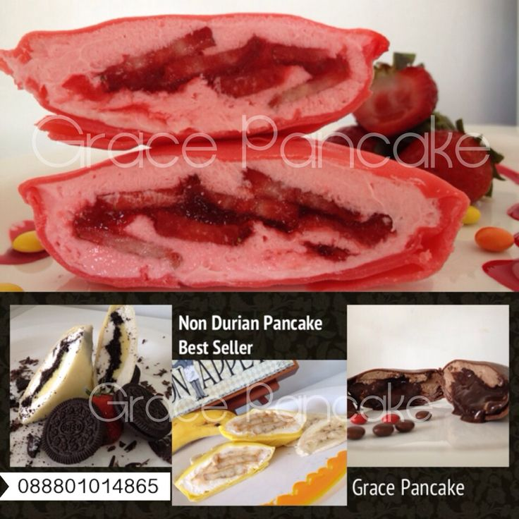 Best Seller - Non Durian Pancakes