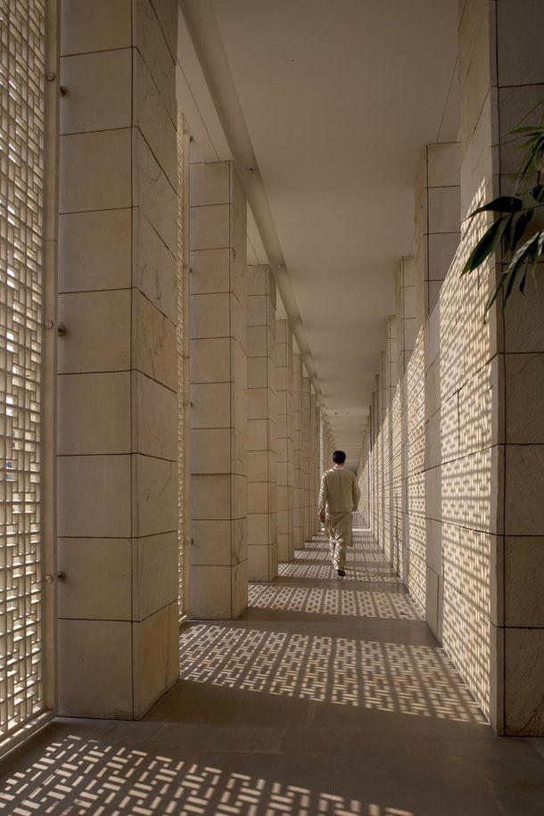 Aman Resort / Kerry Hill ArchitectsNewdelhi, Delhi India, New Delhi, Hills Architects, Interiors Design, Kerry Hills, Screens, Aman Resorts, Architecture Design