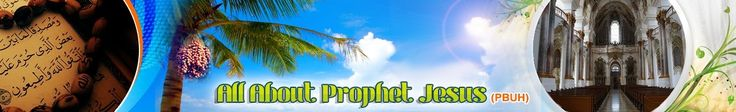 Check out our special page all about Prophet Jesus (PBUH)! It is a really good page of how Islam sees Jesus!