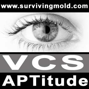 Online VCS Screening Test - Now Available   Take the Visual Contrast Sensitivity APTitude Test Today!