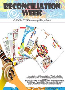 Time saving progamming and planning resources for early childhood educators - Reconciliation Week