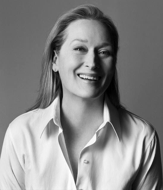 Meryl Streep - unique and sooo beautiful!
