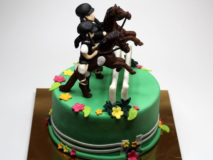 Images Of Cakes With Horses