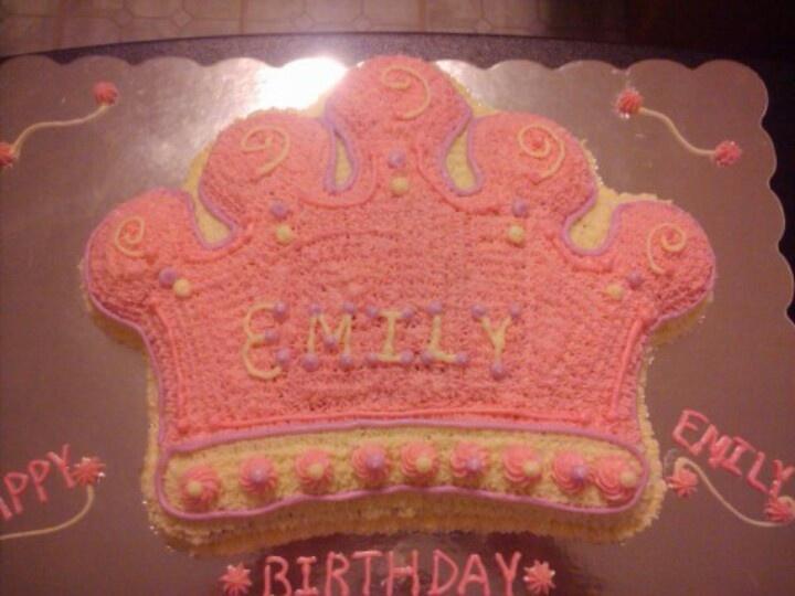 Princess Crown cupcake                                                                                                                                                                                 More