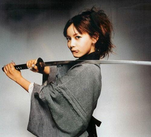 Samurai Gal