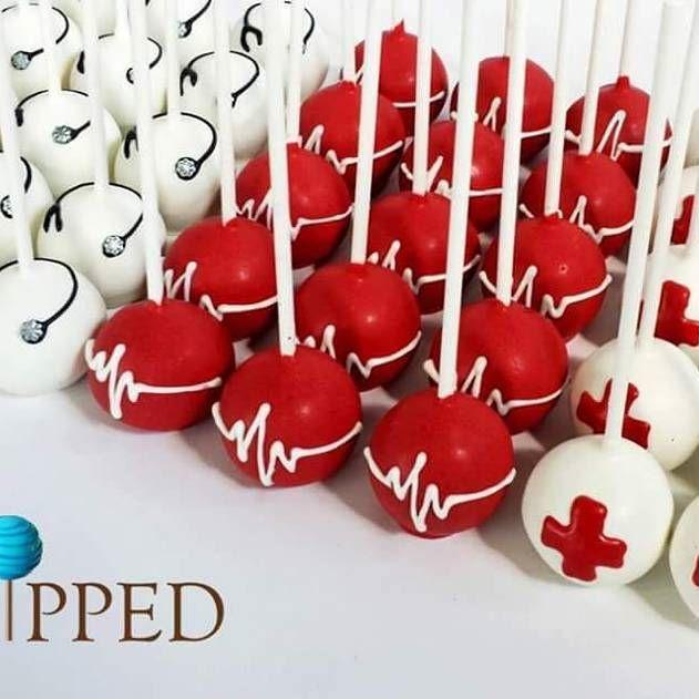 Medical Cake Pops