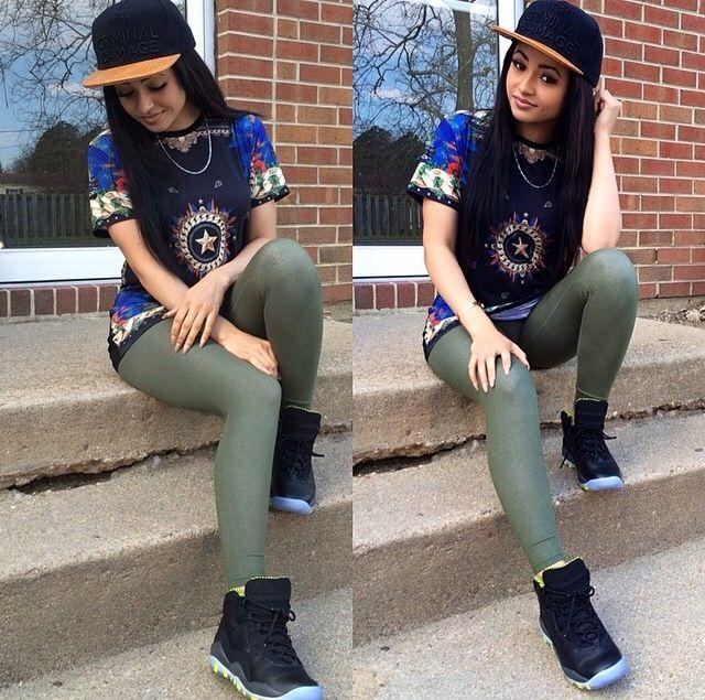 Black Dope Fashion Girl: Pin On Kayla Phillips