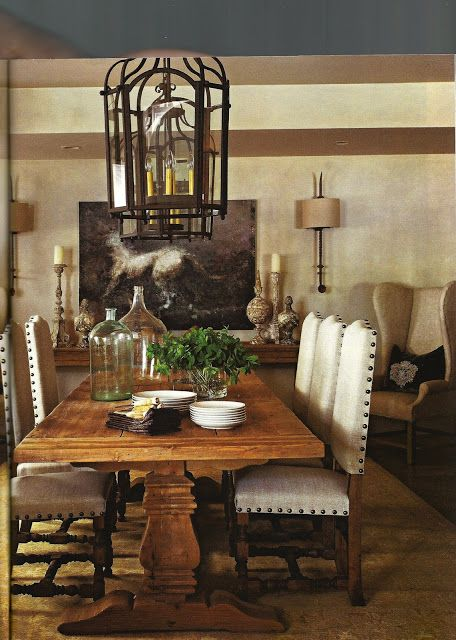 Joseph Abboud. Traditional Home Magazine
