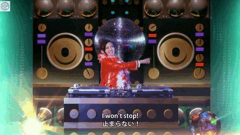 Suzuki Kanon gif from Utakata Saturday Night Hello!Station Preview. #MorningMusume #モーニング娘 #SuzukiKanon #Zukki #鈴木香音 #ズッキ