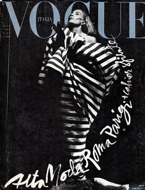 52 Best Images About The Best Vogue Covers Vogue Through