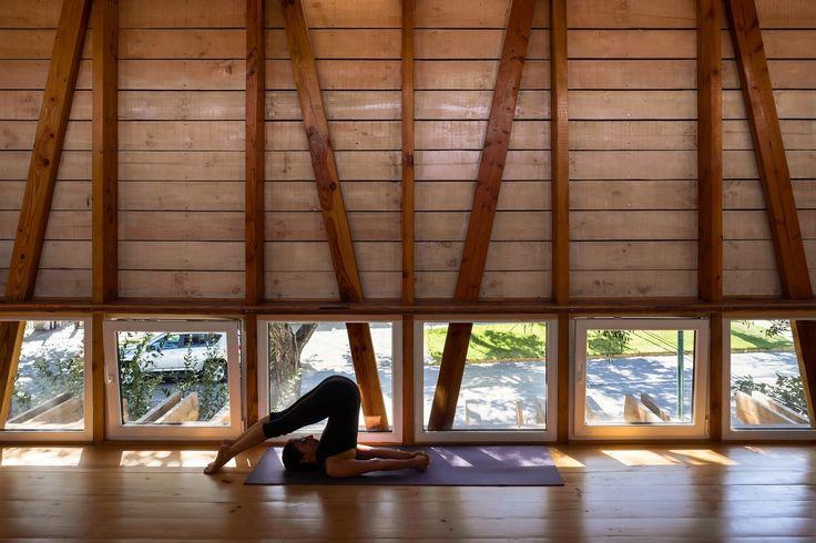 Galería de 50 Detalles constructivos de arquitectura en madera - 22